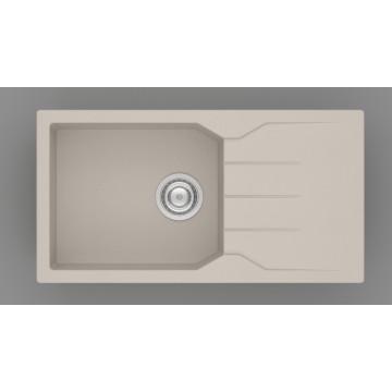 Νεροχύτης SANITEC ULTRA GRANITE 814 (86X50)