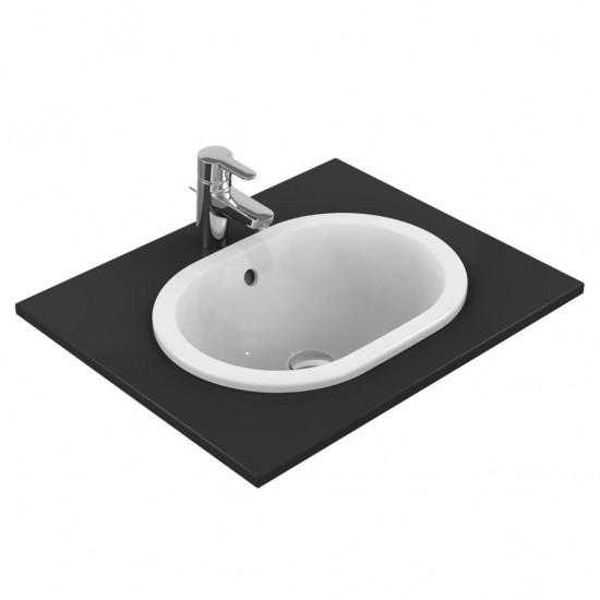 Νιπτήρας IDEAL STANDARD μπάνιου CONNECT RUNNING TRACK ένθετος E5045 48 Χ 35