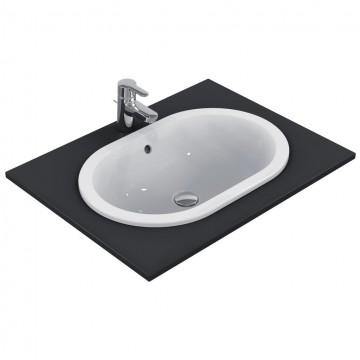 Νιπτήρας IDEAL STANDARD μπάνιου CONNECT RUNNING TRACK ένθετος E5049 62 Χ 41