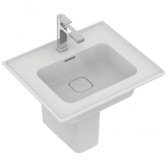 Νιπτήρας IDEAL STANDARD μπάνιου STRADA II επίπλου T2988 54 Χ 46