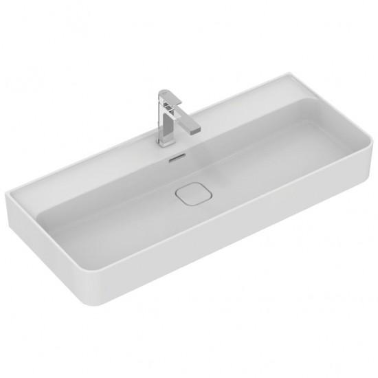 Νιπτήρας IDEAL STANDARD μπάνιου STRADA II επίτοιχος T3002  100 Χ 43