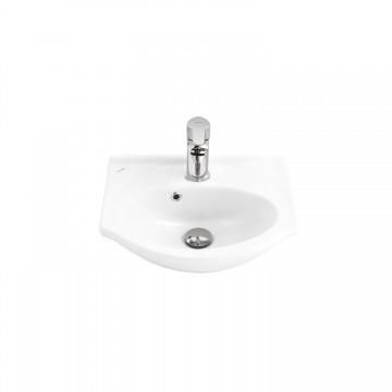Νιπτήρας CREAVIT SMILE ET045 μπάνιου επίπλου 45cm