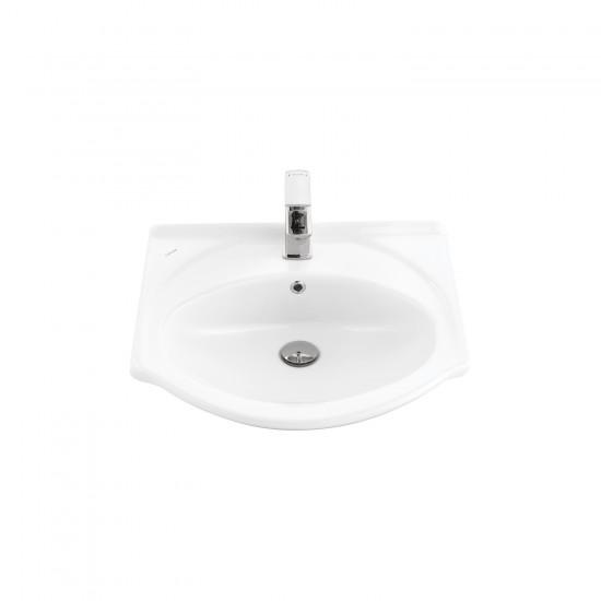 Νιπτήρας CREAVIT SMILE ET055 μπάνιου επίπλου 55cm