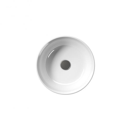 Νιπτήρας GSI μπάνιου KUBE-X 9426 επιτραπέζιος Φ40