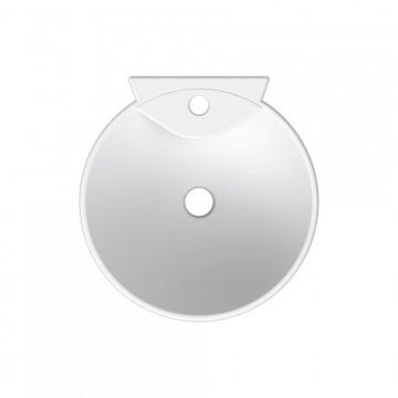 Νιπτήρας SCARABEO CONO 8010R κρεμαστός ή επιτραπέζιος 42 Χ 43