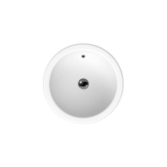 Νιπτήρας SCARABEO IN OUT 8021 ένθετος ή επιτραπέζιος φ39,5