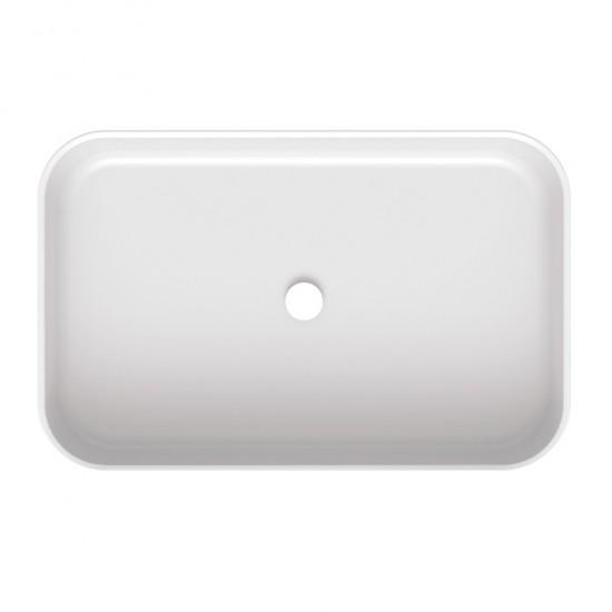 Νιπτήρας SCARABEO MIZU 9007 επιτραπέζιος χωρίς οπή 70 X 45