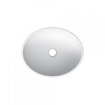 Νιπτήρας SCARABEO OVO 8011 επιτραπέζιος χωρίς οπή 41 X 33,5