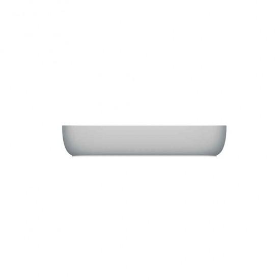 Νιπτήρας SCARABEO GLAM 1803 επιτραπέζιος χωρίς οπή 76 Χ 39